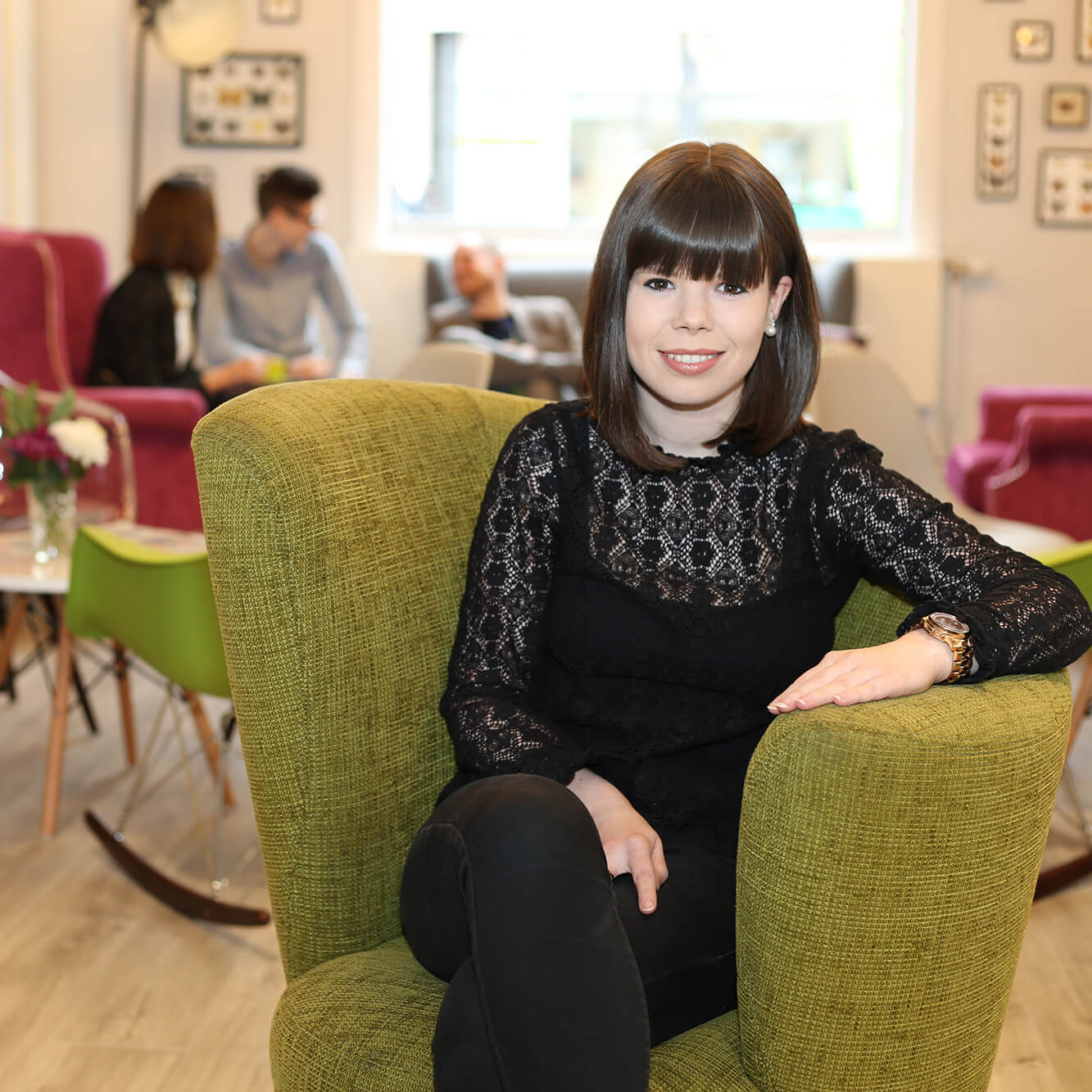 Web Design Birmingham - Elisha Blewett