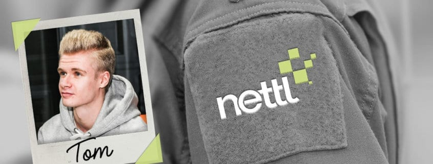 nettl website cadets - Tom Read