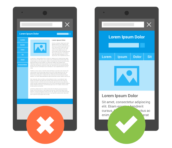 what is a mobile friendly website