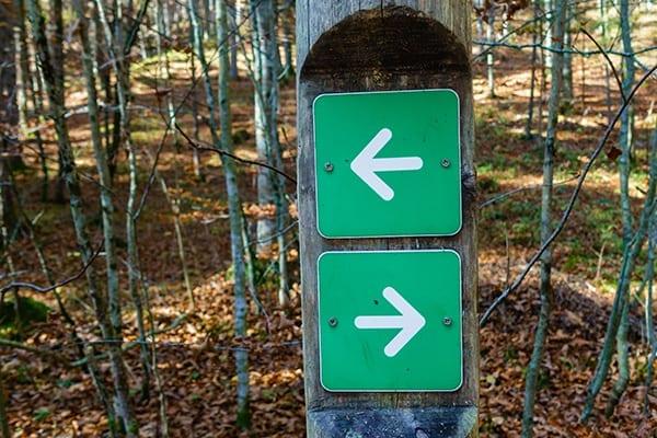 arrows, uiux website architecture, navigation