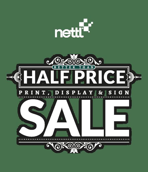 Nettl January Sale