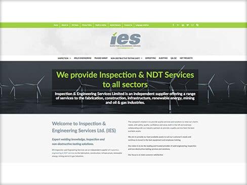 nettl web studio lytham st annes ies inspection
