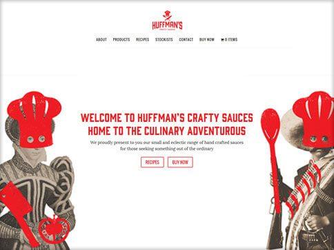 Huffman's Sauces