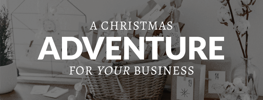 Business Christmas Adventure