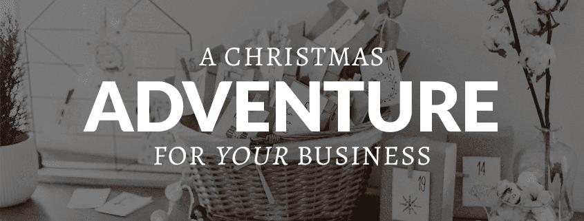 Business Christmas Adventure