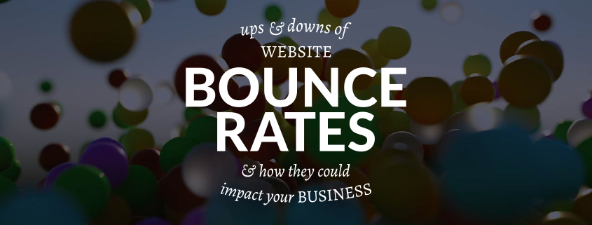 Website Bounce Rates