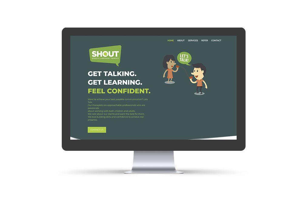 Shout Speech Language : nettl com