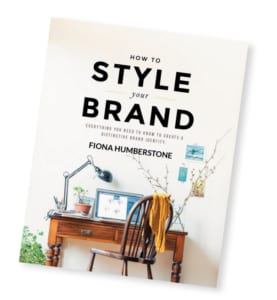 How to Style your Brand by Fiona