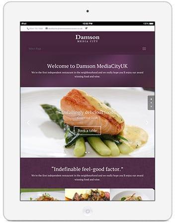Damson iPad