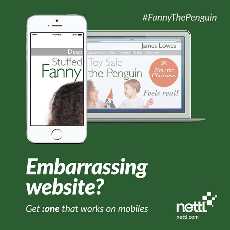 Fanny the Penguin