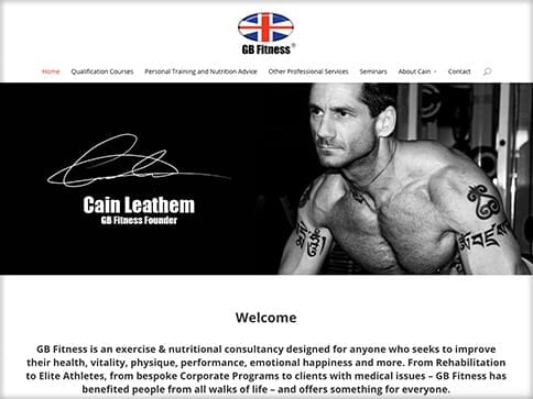 GB-Fitness-Homepage