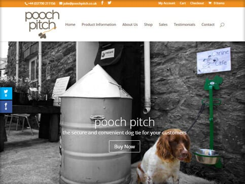 Pooch-Pitch-Homepage