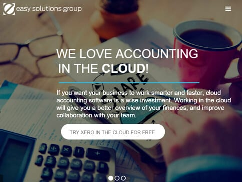Easy-Solutions-Group-Home-page