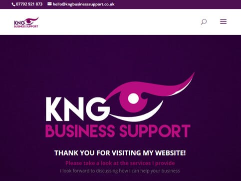 KNG-Home-page