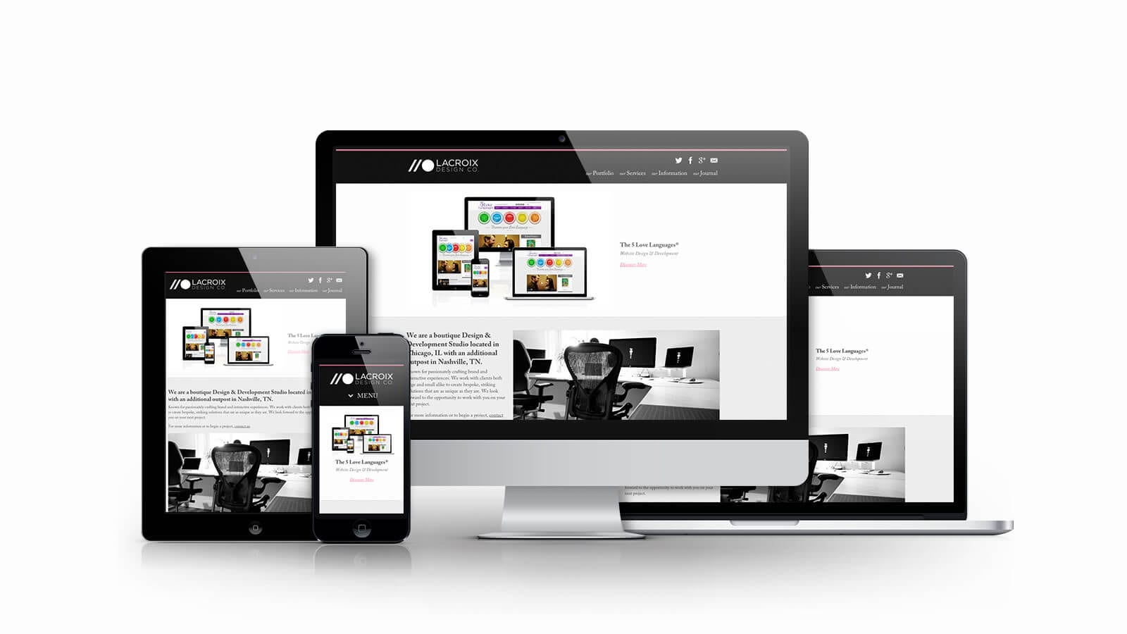 Responsive Website Design - Blackpool, Lytham St Annes & Preston