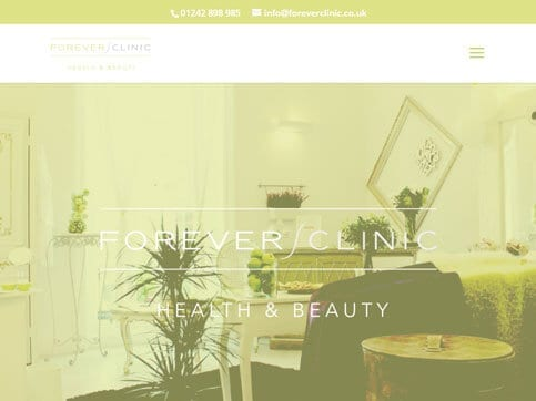 Forever-Clinic-Home-Page