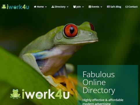 iwork4u-Home-Page