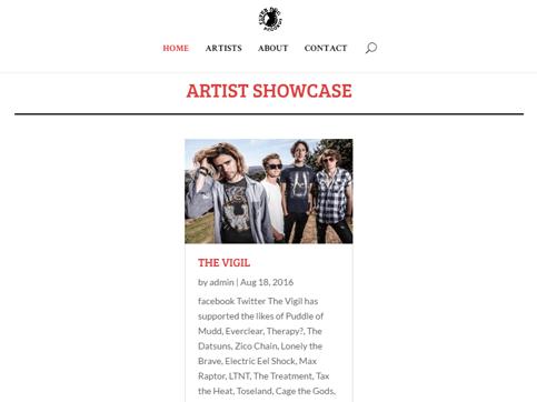 artist-showcase