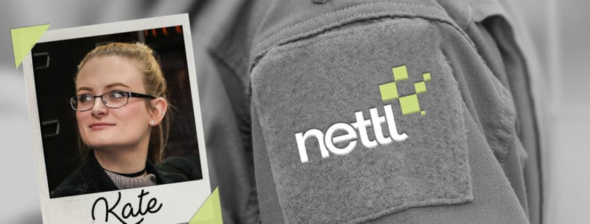 Nettl web design cadet kate roughly