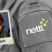 web cadet nettl academy sean