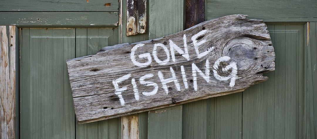 gone fishing sign for web enquiries