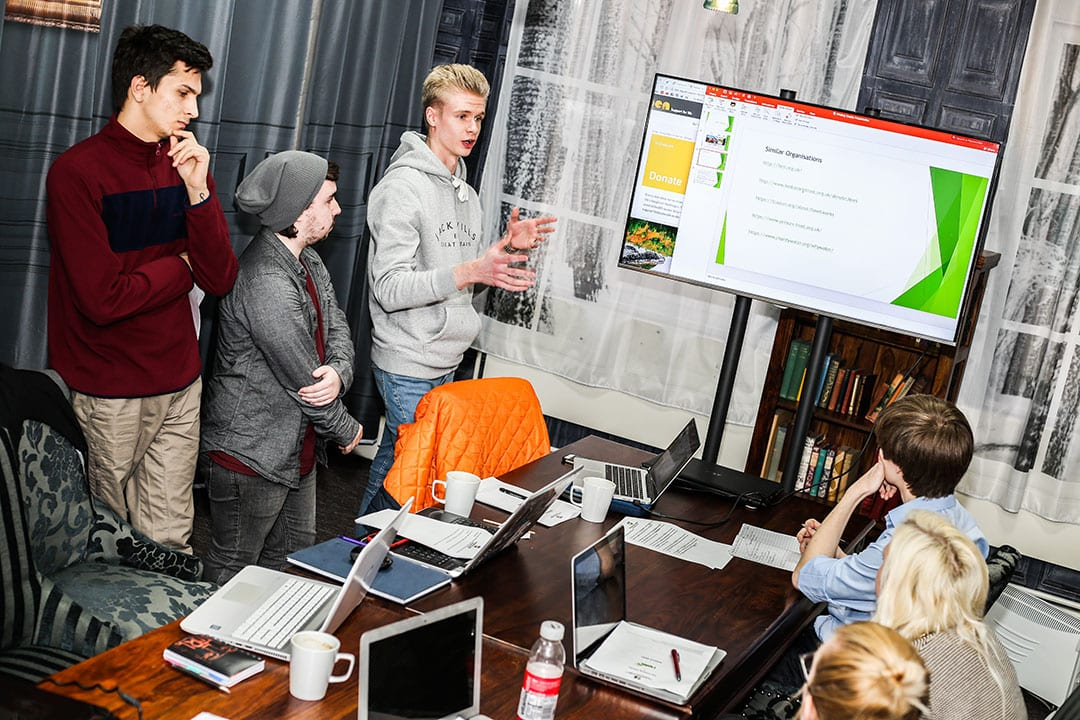 nettl web cadets discuss