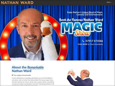Nathan Ward Magician