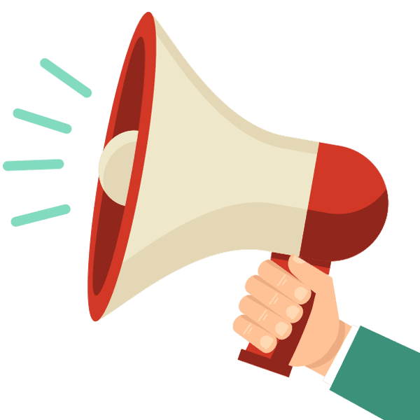 megaphone website marketing