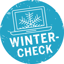 website winter checks