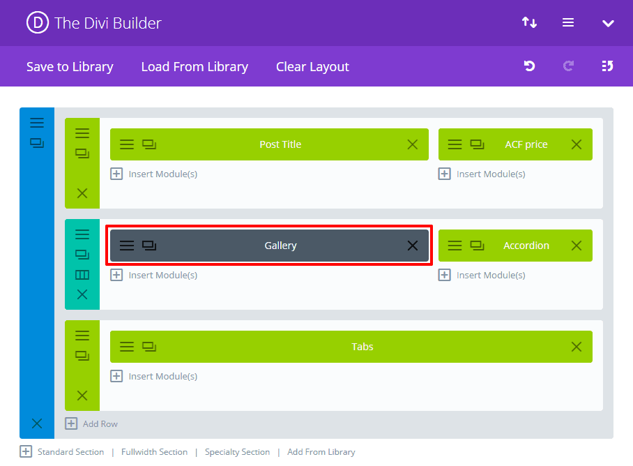 Nettl :Directory - Divi Builder Layout Global vs Non-global