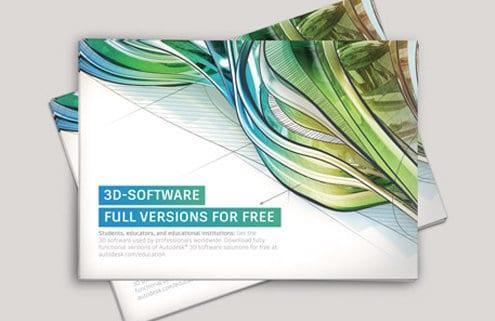 Autodesk Leaflets
