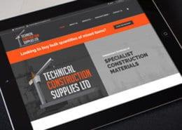 Tech Con Supplies Website