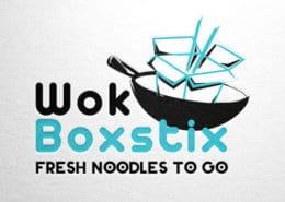 Wok Boxstix Logo