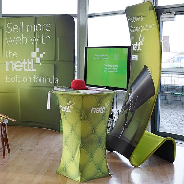 Nettl Exhibition Stand