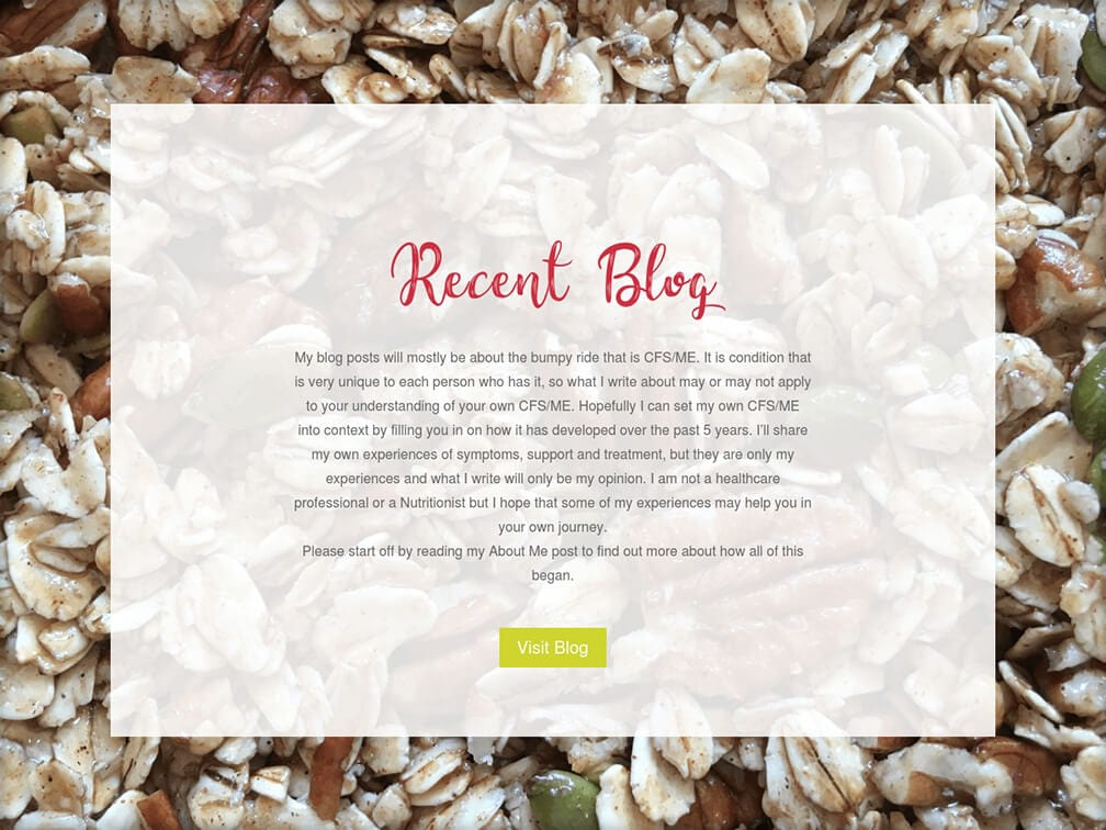 breakfast and me website design talbot green