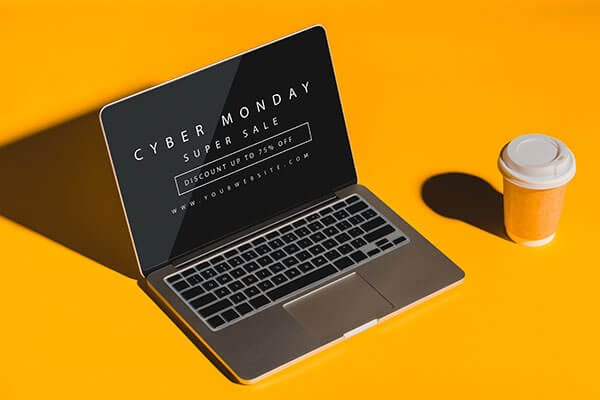 cyber monday online sales event