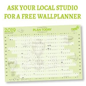 Free Wallplanner