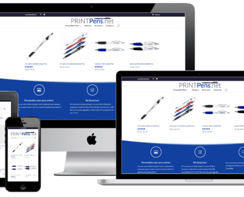 PrintPens.net Website