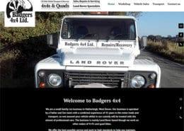 Badgers 4x4 Portfolio