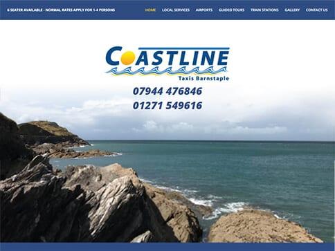 Coastline Portfolio Picture