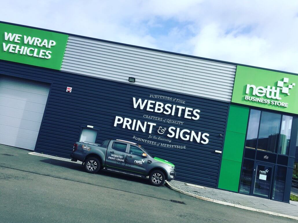 nettl business store facility