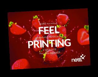 Nettl Printing Brochure