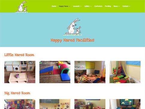 Happy Hares Facilities Portfolio