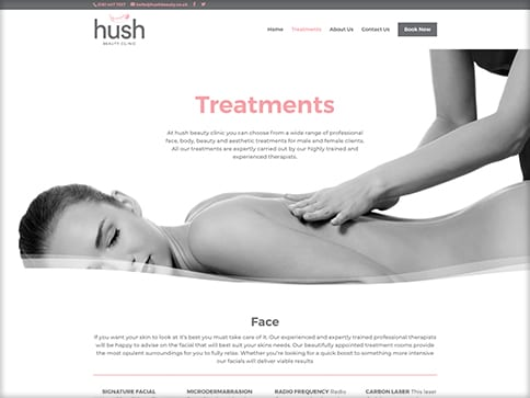 Hush Treatments