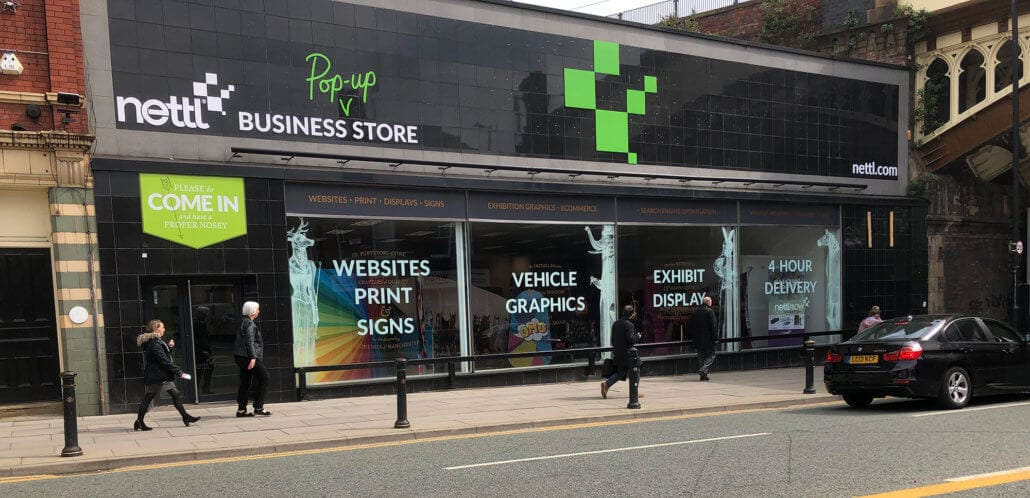 Nettl of Deansgate