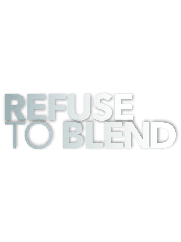 Refuse to blend