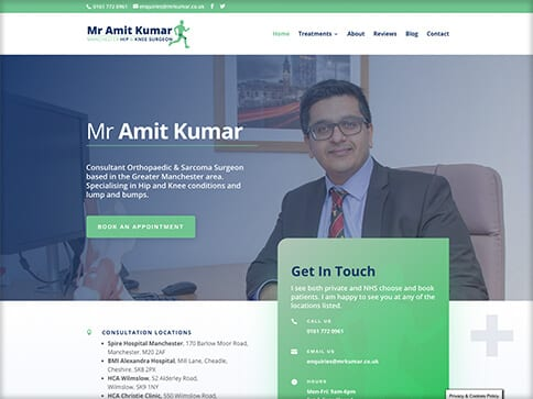 Mr-Kumar-Hip-and-Knee-surgeon