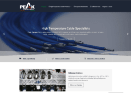 Peak Cables Chesterfield Home Page
