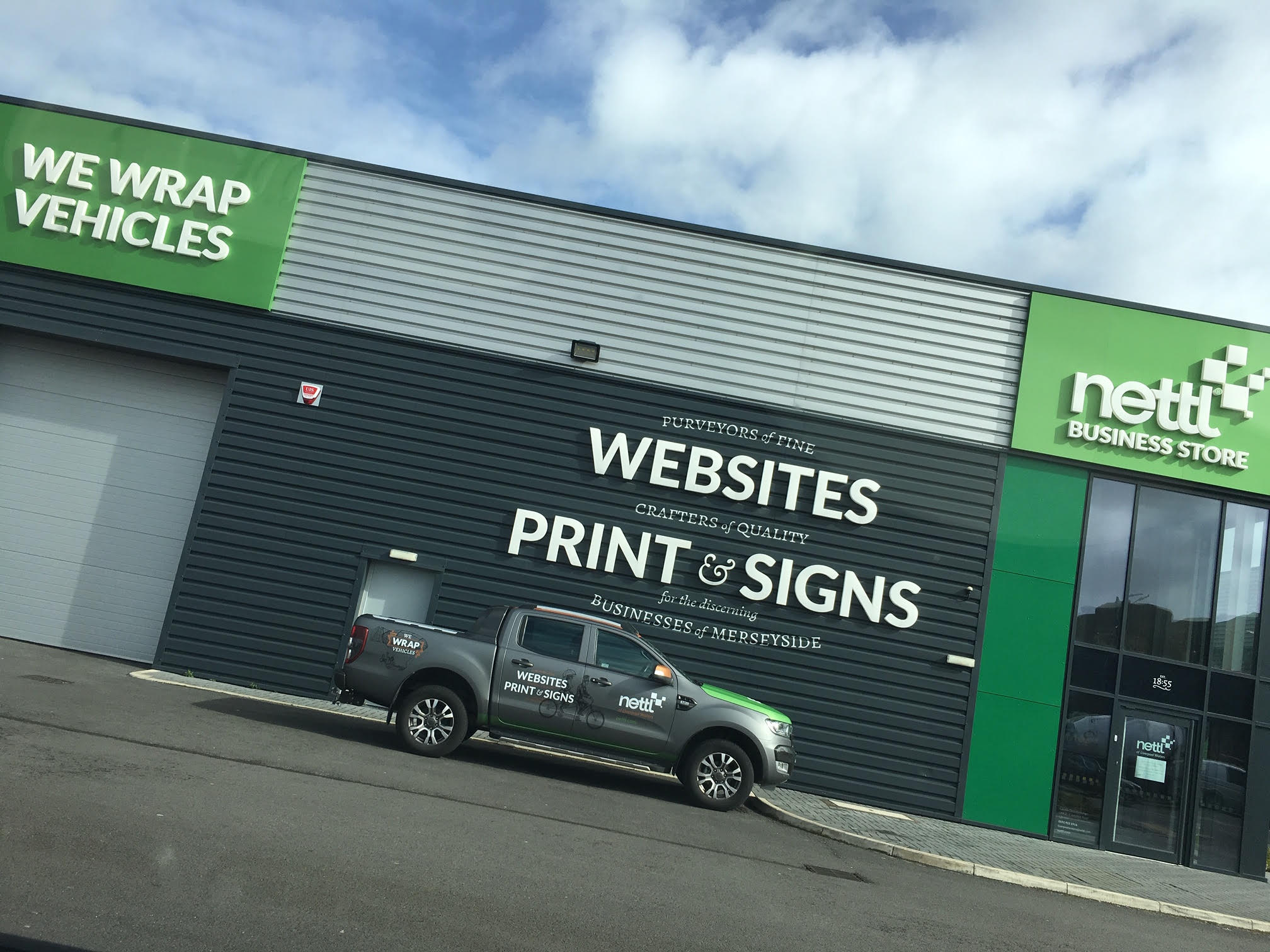 Nettl of Liverpool Waters
