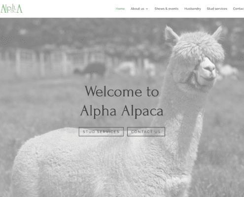 Alpha Alpacas